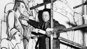 diego rivera murals rockefeller. Brilliant Murals Daughters Back An Artful End To The RiveraRockefeller Rivalry Story  NPR Diego Rivera Murals Rockefeller
