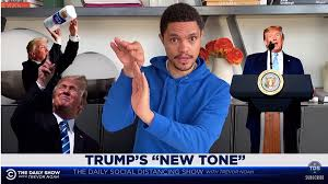 Trevor noah on trump's supreme court dismissal: Trevor Noah Thinks Trump May Have Started Reading The News The New York Times