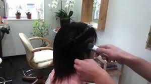 髪型アシメの切り方hair Cut Youtube