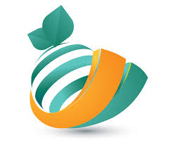 Design Free Logo: 3D Earth and Leaf Logo Templates