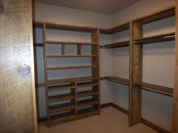 Other Wood Closet Shelving Magnificent With Other Wood Closet