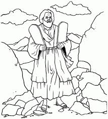 Small Picture 10 Commandments Coloring Pages For Preschoolers Fun Color Page for