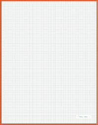 Grid Paper Template 1 Inch Free A4 Printable Graph Lccorp Co