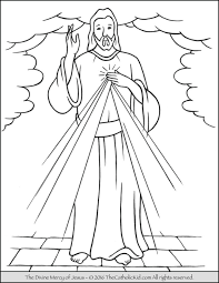 Catholic Coloring Pages Printable Coloring Pages