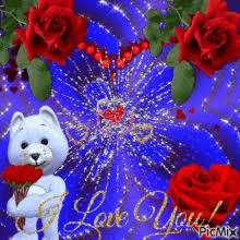 teddy bears with hearts and roses animated. Fine Bears Teddy Bear GIF  Love GIFs For Bears With Hearts And Roses Animated G