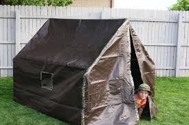 How To Make A Tent How To Make A Play Tent Youtube
