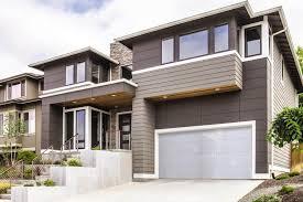wayne dalton garage doorsWayneDalton 8450 Modern Style Luminous Residential Garage Door