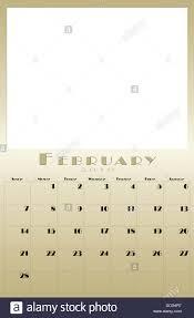 Monthly 2010 Calendar Stock Photo 59361995 Alamy