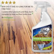 amazon black diamond wood laminate floor cleaner for hardwood real natural engineered flooring biodegradable safe for cleaning all floors 2