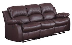 this double reclining from homelegance is a stylish and nice leather recliner to have in your