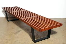 george nelson bench. George Nelson Slat Bench Design For Your Ideas Miller Platform
