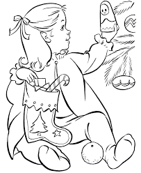 Small Picture Christmas Coloring Pages For Kids Printable Coloring Coloring Pages