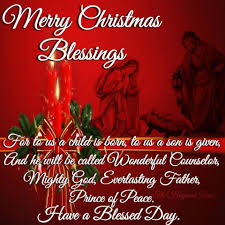 Christian Holiday Quotes Best of Christmas Blessings Merry Christmas Blessings Pictures Photos