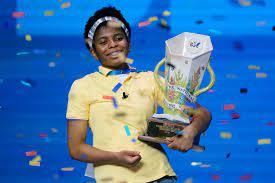 Zaila Avant-garde wins Scripps National ...