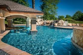 Backyard Pools By Design Nj Pool And Spa Designs Custom Inground