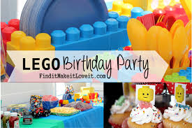 Lego City Party Supplies Boss Baby Birthday Decorations Black And