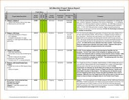 Monthly Financial Report Excel Template Or 661 Best Excel Project