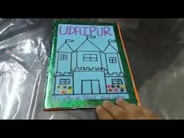 How To Make Travel Brochure How To Make Travel Brochure School Ideas Youtube