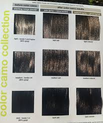 Goldwell Reshade Color Chart Color For Men