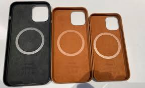 Video gives us a look at the iPhone 12 leather MagSafe case - Top Tech News