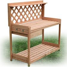 Have You Known About Potting Bench and Potting Table? | WHomeStudio ...