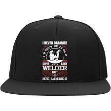 Id Grow Up To Be A Welder Cap I Love My Welder Profile