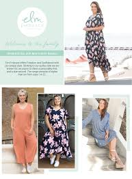 Elm Design Clothing Elm Lifestyle Clothing Official Site Ladies Clothing