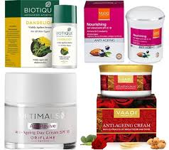 top 10 best anti aging creams for oily