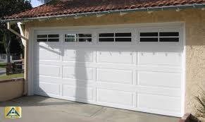 garage door windowsGarage Door With Windows And Chamberlain Garage Door Opener For