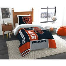 chicago bears bedding bears personalized twin comforter chicago bears bedding twin chicago bears bedding