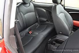 Mini Cooper Interior Back Seat wallpaper   1152x768   #37959