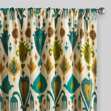 image of c colored valances
