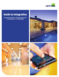 leviton guide to integration by aldous systems issuu