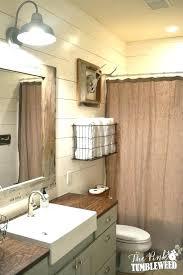 rustic bathroom lighting fixtures. Rustic Bathroom Light Fixtures Higrand Co Pertaining To Inspirations 9 Lighting T