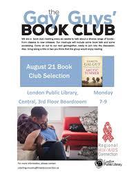 Gay book club london