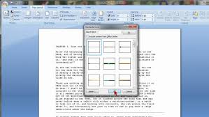 How To Insert Horizontal Lines In Microsoft Word 2007 Youtube Make A