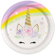BirthdayExpress Dreamy Unicorn 7