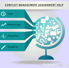 assignment help services on conflict management conflict management assignment help
