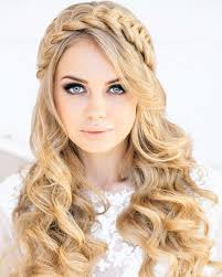 Wedding Hairstyles For Long Hair Down Worldbizdata Com