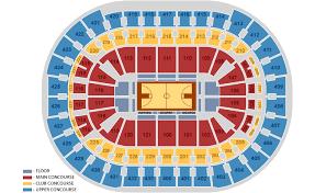 Capital One Arena Seating Chart Verizon Center Seating Chart Hockey