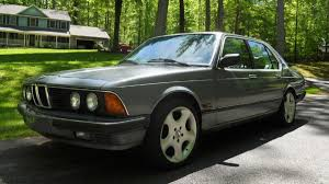 BMW Convertible 1990 bmw 750 : $3,750, This BMW Is Kind Of A Grey Area