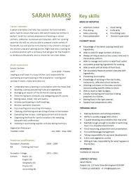 Sample Resume For A Chef Sample Chef Resume Chef Resume Sample Interesting Sample Resume For Sous Chef