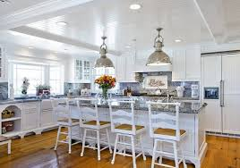 stunning close to ceiling chandelier beach house california dreamin in ocean blue amp white