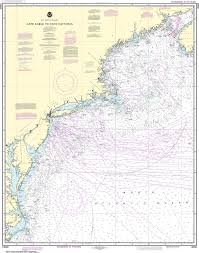 Tide Chart For Hatteras Noaa Nautical Chart 13003 Cape Sable To Cape Hatteras
