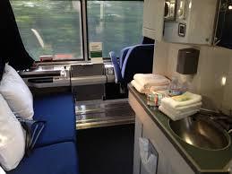 Amtrak 1 Bedroom Car