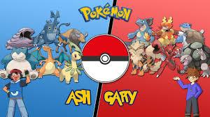 pokemon joto league. Interesting League Ash Vs Gary Johto League  Pokemon Battle Revolution Letu0027s Play 02 And Pokemon Joto League