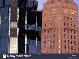 A T  T TOWER AND HISTORIC FOSHAY TOWER NOW THE FOSHAY HOTEL IN - Foshay w hotel