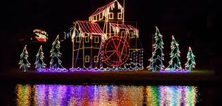 Hubbard Park Christmas Lights 2018 Holiday Lights In The Valley Youngstown Live