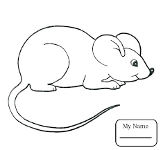 Baby Mice Coloring Pages Baby Mickey And Mouse Coloring Page Online