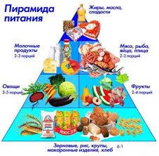 Взаимосвязь питания и здоровья Пирамида питания